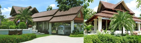 Rachawadee Oasis Resort & Hotel : Sawaddee kha from Khon Kaen