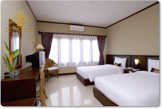 Rachawadee Oasis Resort & Hotel : Superior room