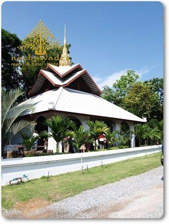 Rachawadee Oasis Resort & Hotel: Thai pavilion