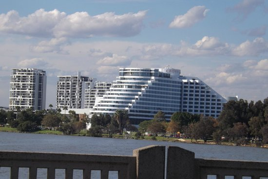 Rooms: Picture Of Crown Metropol Perth, Burswood