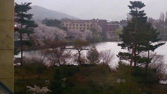 Fuji Lake Hotel: 500室スィートルーム