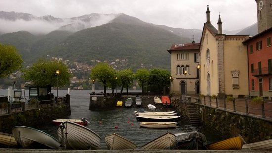 B&B Bellavista: Torno harbour