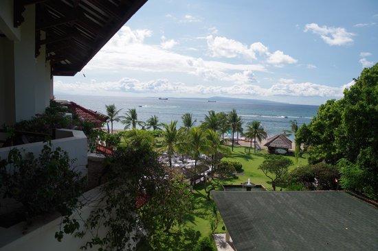 Grand Mirage Resort: ホテルの部屋からの眺め
