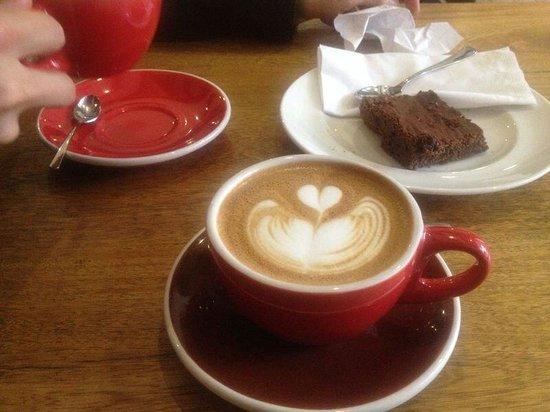 Pergamino Cafe: Excelente preparación