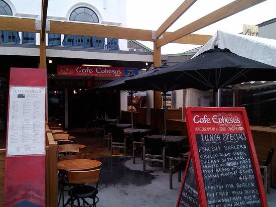 Cafe Ephesus: restaurant
