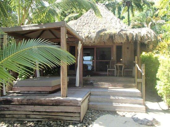 Qamea Resort And Spa Fiji: Our honeymoon bure