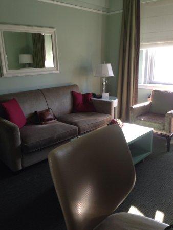 Hotel Beacon: Sitting room