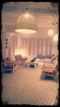 Lone Pine Hotel: Lone Pine's Lepak corner (hang out corner) - part 1