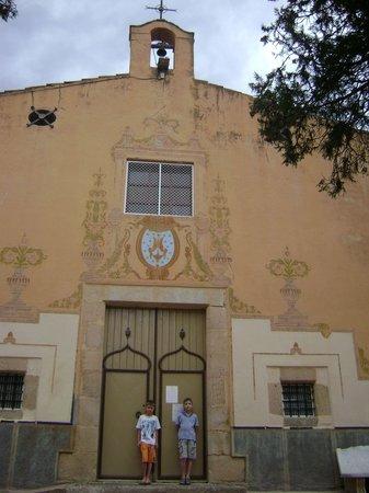 Hotel Don Juan Center : Здесь проходят православные богослужения
