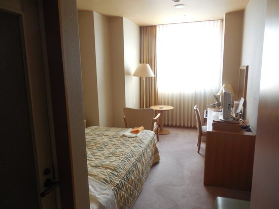 HOTEL Mielparque Nagano: 客室