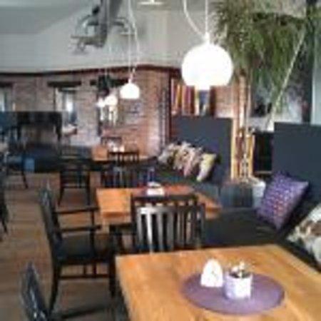 Lavendel Spa Hotel: кафе