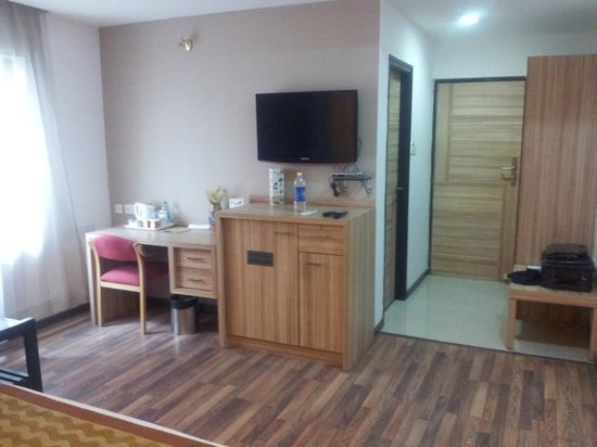 Hotel City Centre Residency: view of the room