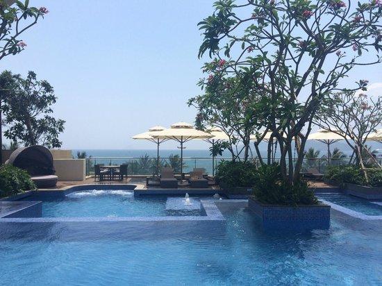 The pool @ InterContinental Nha Trang