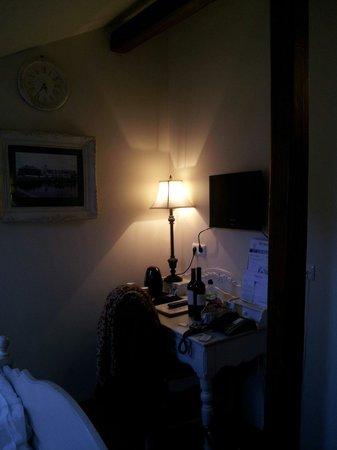 Fosshotel Baron : Room