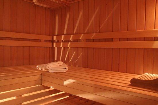 Hotel am Schlosspark Zum Kurfurst: Sauna