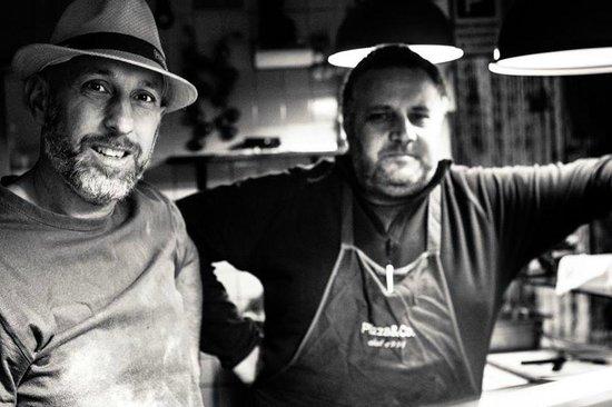 Pizza&Co : Maurizio&Paolo