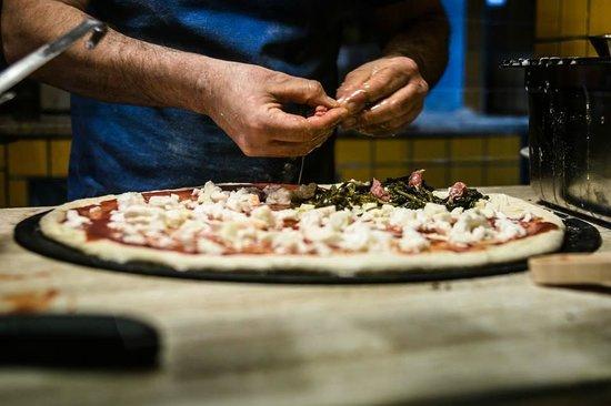 Pizza&Co : Preparazione