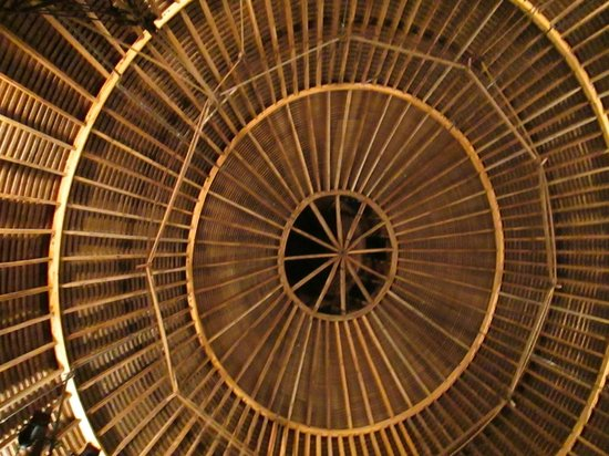 Amish Acres- Ceiling of Theater