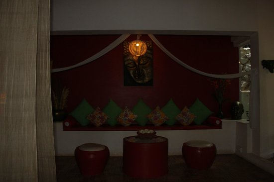 Villa Medamrei: Lobby