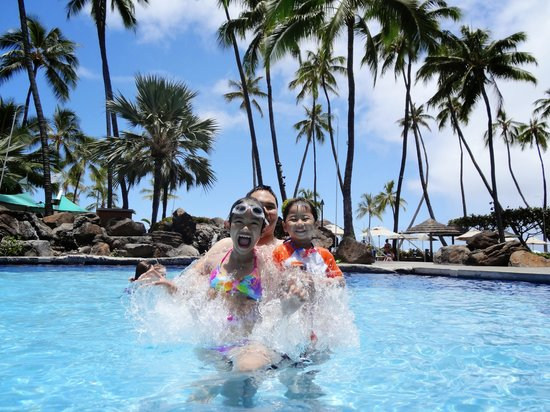 Fun Hawaii Travel - Day Tours: Hilton Hawaiian Village