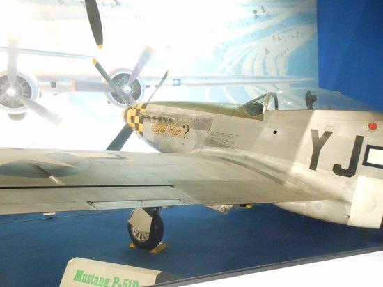 Museo Nacional del Aire y el Espacio: Don't know its name. Lol