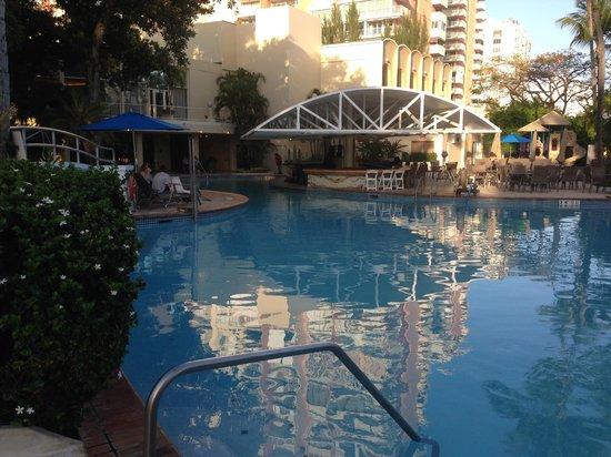 InterContinental San Juan : Pool again