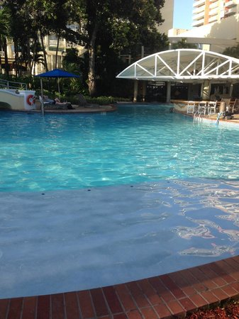 InterContinental San Juan : More time at the pool