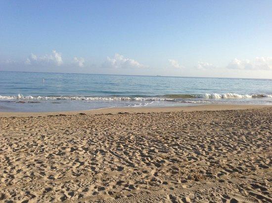 InterContinental San Juan : More views of the beach