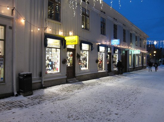 Haga: г. Гетеборг, Швеция, район Хага
