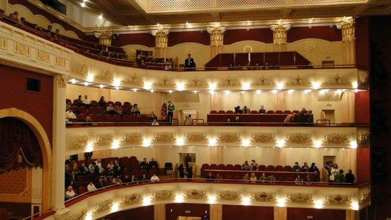 Билеты самарский театр оперы и балета концерт океан эльзы киев купить билет