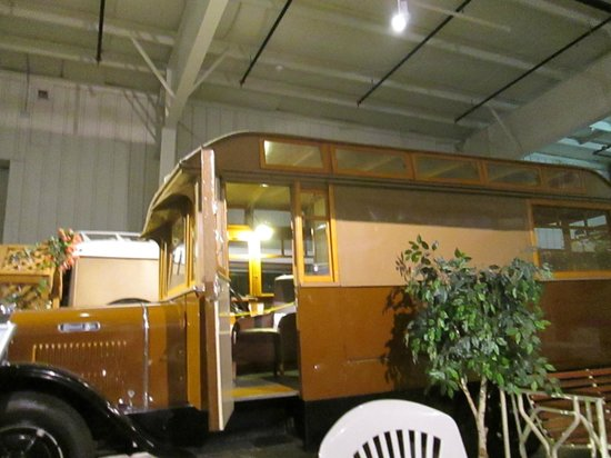 RV/MH Hall of Fame and Museum: RV/MH Hall of Fame - Historic RV