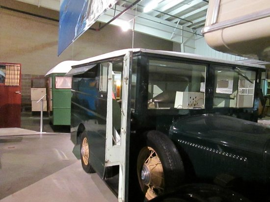 RV/MH Hall of Fame and Museum: RV/MH Historic RV