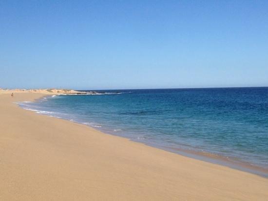 Sheraton Grand Los Cabos Hacienda del Mar : Shore of Sea of Cortez @ Hacienda Del Mar