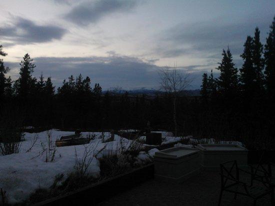Hidden Valley Bed and Breakfast : View