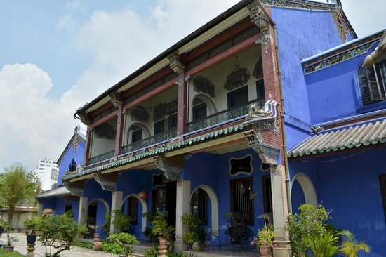MM Adventure Travel and Discovery : Blue Mansion in Penang