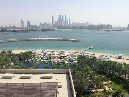 Rixos The Palm Dubai: View from the room