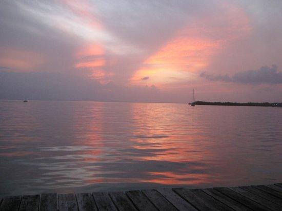 Bahia Del Sol: Sunset in Saigon Bay
