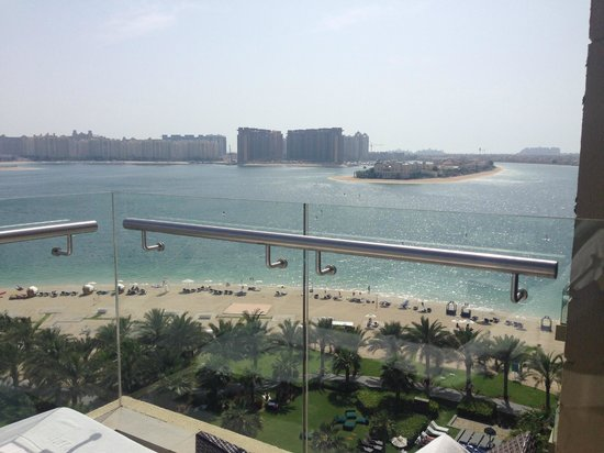 Rixos The Palm Dubai: Beach