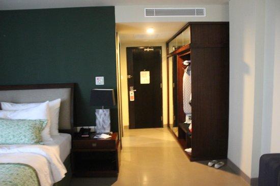 Swiss-Belhotel Rainforest: the room