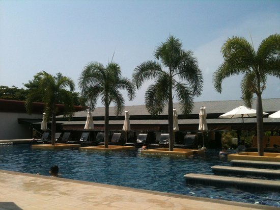 Novotel Samui Resort Chaweng Beach Kandaburi : Hillside pool - Kandaburi