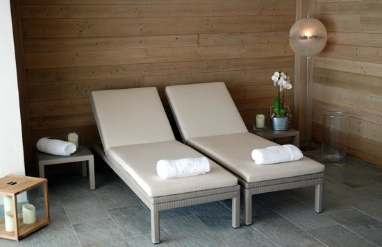 Le Grand Chalet & Spa : Spa