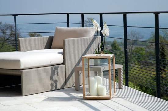 Le Grand Chalet & Spa : Terrasse