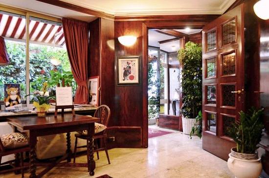 Miro Hotel : La nostra piccola hall