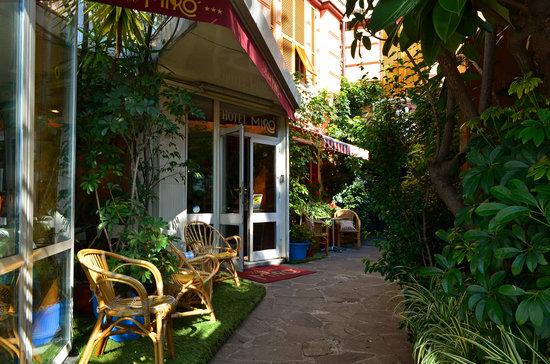 Miro Hotel : Ingresso Hotel