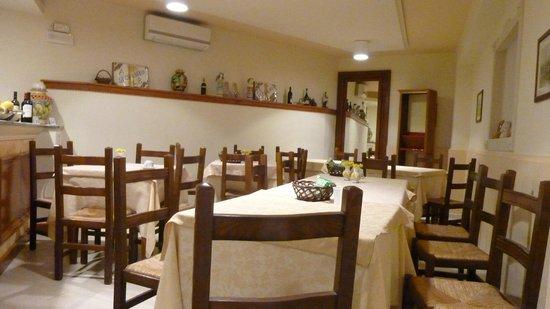 Villa Cristina: colazione