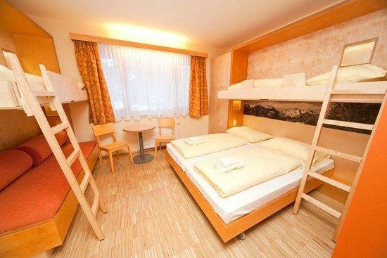 JUFA Hotel Montafon: 4 bedroom