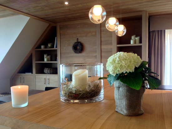 Le Grand Chalet & Spa : Suite Panorama