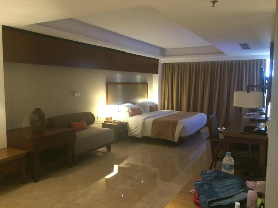 The Magani Hotel and Spa: Deluxe Suite