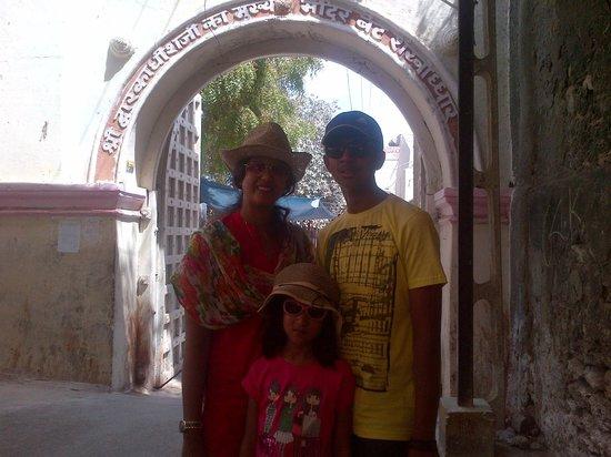 Beyt Dwarika: Temple's Main Entrance