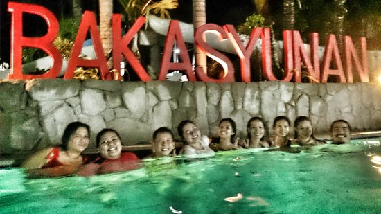 Bakasyunan and Conference Center : @ the pool part 2
